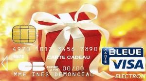 Carte prepayee visa