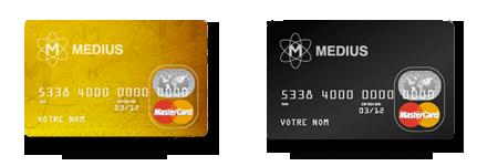 medius mastercard