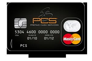 carte bancaire prépayée anonyme Carte prépayée mastercard   Pcs mastercard, carte prépayée